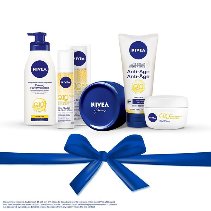 Nivea Facebook Giveaway Deals From Savealoonie