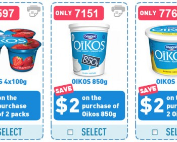 oikos coupons canada