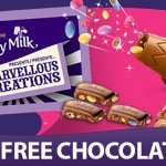 Cadbury Dairy Milk Marvellous Creations Chocolate Bar Giveaway!
