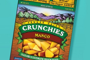 WIN a Box of Freeze Dried Crunchies