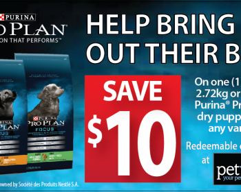 High Value Purina Pro Plan Puppy Food Coupon