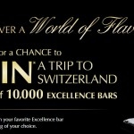 Lindt Excellence Discover a World of Flavour Contest
