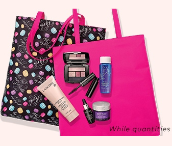 Hudson's Bay – Lancome Gift with Purchase