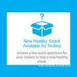 Home Tester Club – Healthy Snack Testing Campaign
