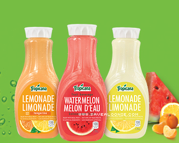 Tropicana Juice Coupon — Deals from SaveaLoonie!