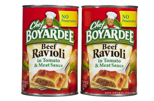 Chef boyardee coupons november 2018