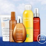 Biotherm Get Your Body Beach-Ready Contest