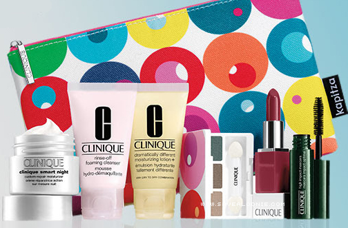 Hudson's Bay - Clinique Bonus Offer