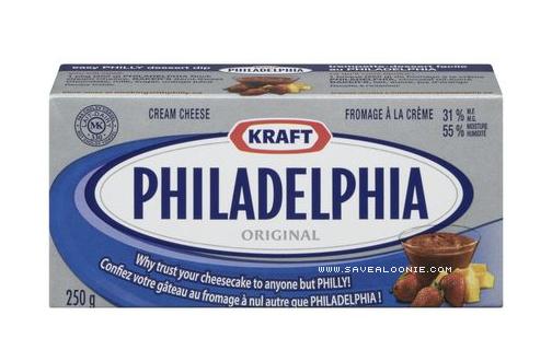 Philadelphia cream cheese coupon canada