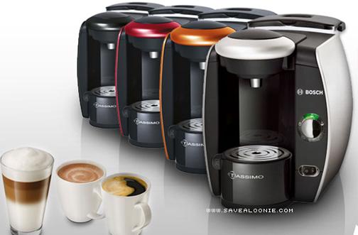 BrandSource Tassimo Coffee Machine Contest — Deals from ...