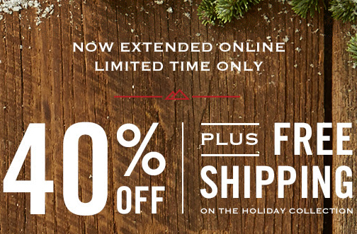 The choice of fashion forward customers with a flare for trends, American Eagle Outfitters now offers even more in the way of style with the latest Black Friday and Cyber Monday promotions online and instore. Browse American Eagle and outfit your life for fun.
