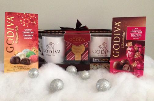 Godiva Milk Chocolate Hot Cocoa Canada