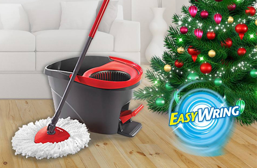 Vileda Easy Wring Spin Mop Giveaway Deals From Savealoonie