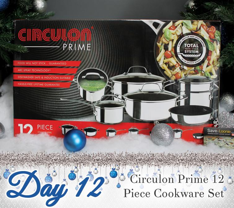Day 12 Grand Prize