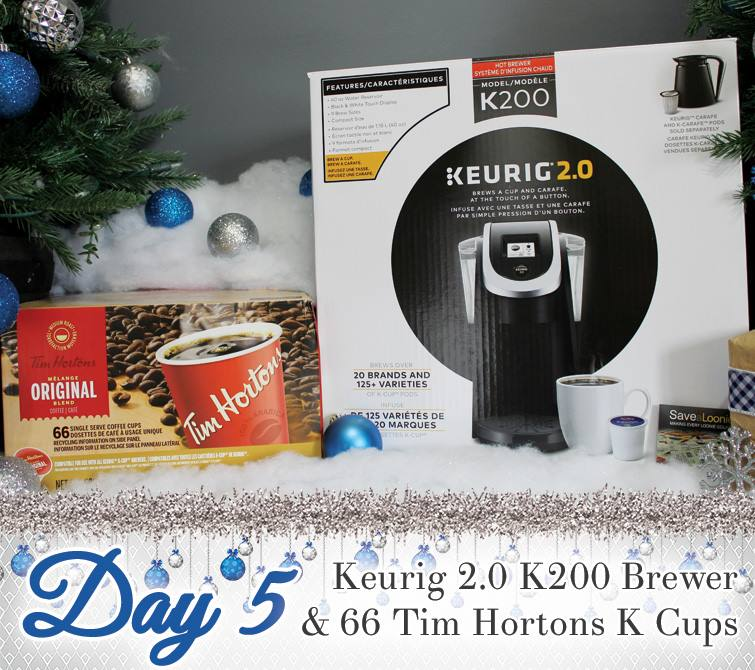 Day 5 Grand Prize
