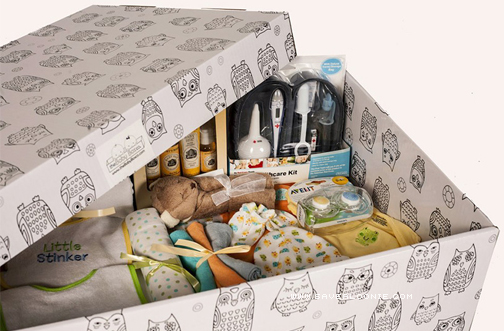 Free Baby Boxes in Canada — Deals from SaveaLoonie!