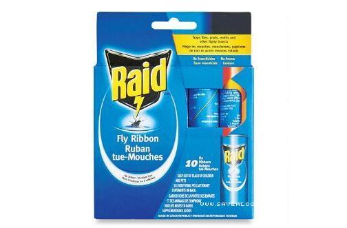 raid fly ribbon how to use