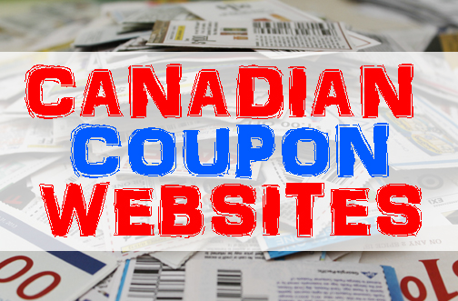 Canadian Coupon Websites Deals From Savealoonie