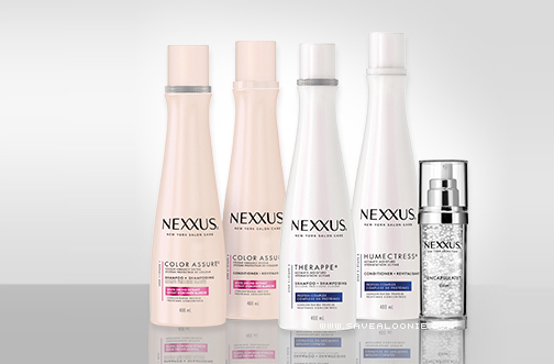 Coupons nexxus hair products