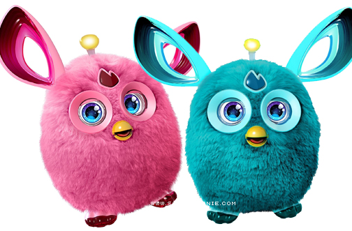 how to talk to furby connect