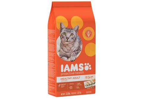 Iams Cat Food Free Sample