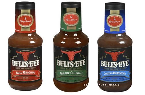 Bbq Sauce Bullseye