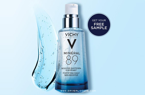 Vichy canada freebies: ger free mineral 89 samples hot canada.