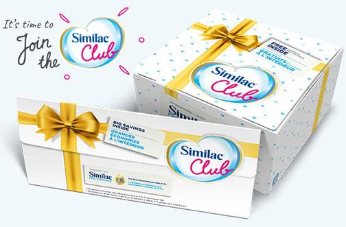 similac samples