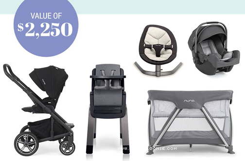 sc 1 st  SaveaLoonie & Win Your Nuna Baby Gear Contest u2014 Deals from SaveaLoonie!