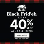 roots black friday