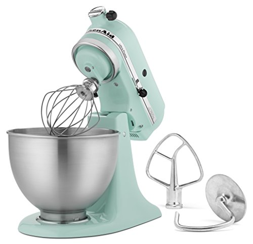 Kitchenaid Ultra Power Series 4 5 Quart Tilt Head Stand Mixer Ice Blue