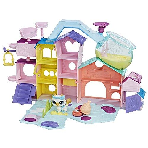 Apartment Shopping: Littlest Pet Shop Apartment Set