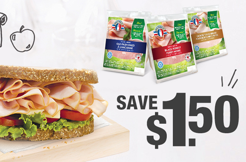 56eda3614d38 Olymel Nitrite-Free Deli Meat Coupon — Deals from SaveaLoonie!