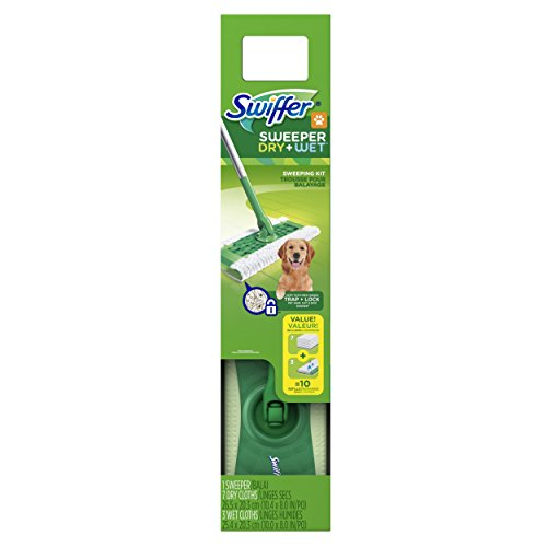 Swiffer Sweeper Dry Wet Sweeping Kit Deals From