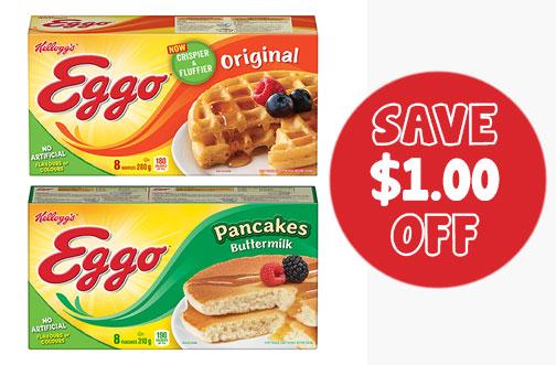 eggo waffles coupon