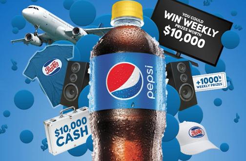 Pepsi Stuff Contest — Deals from SaveaLoonie!