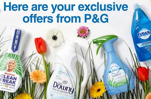 P&G PC Optimum Offers