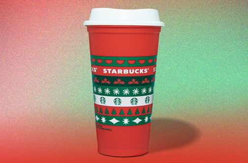 free starbucks red cups