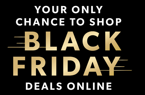 Indigo S Black Friday Online Early Access Deals From