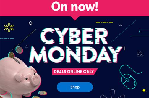 Walmart Cyber Monday Online Only Deals Deals From