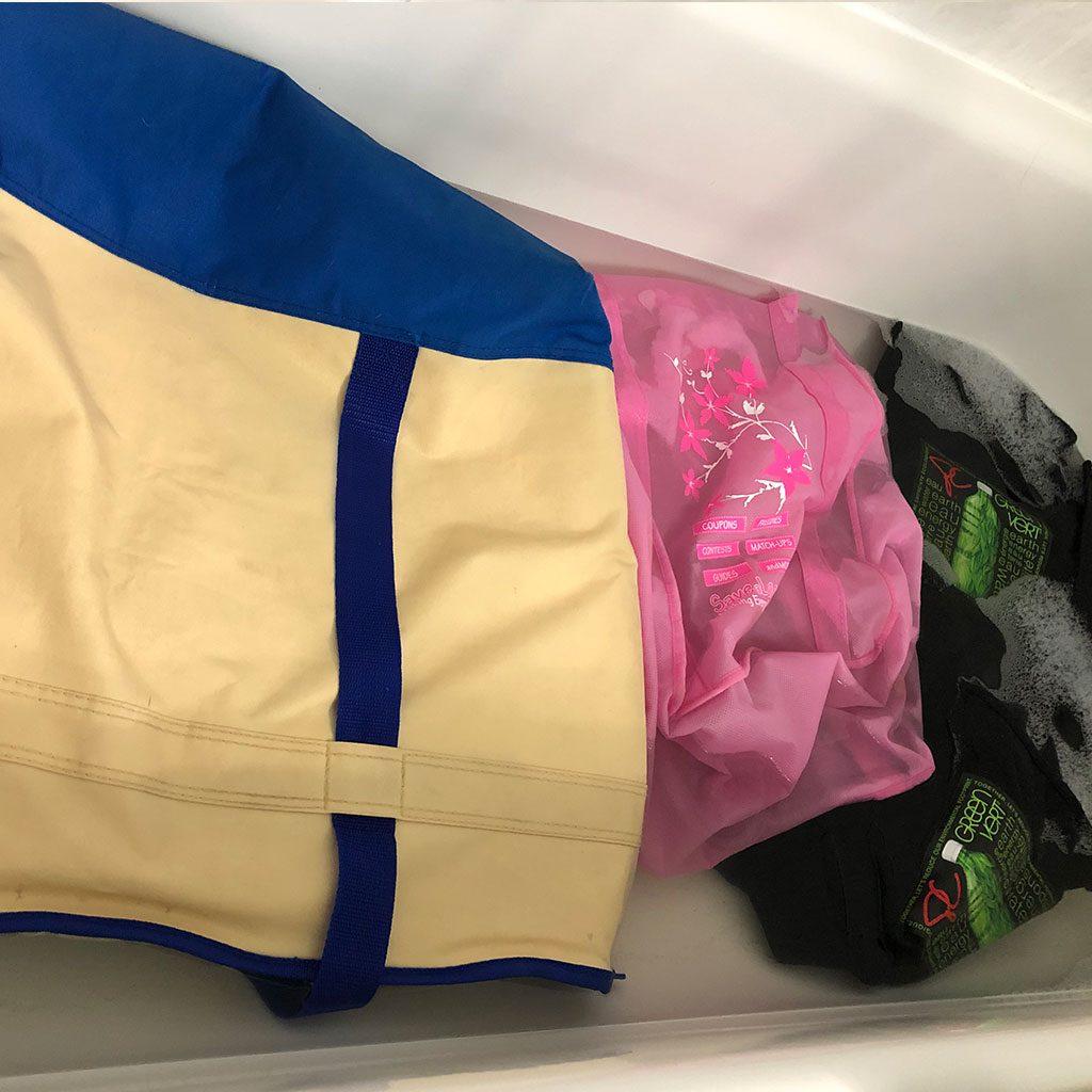 soaking bags