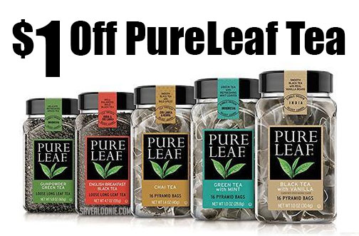 pure leaf coupon