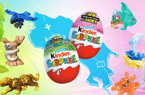 kinder surprise contest