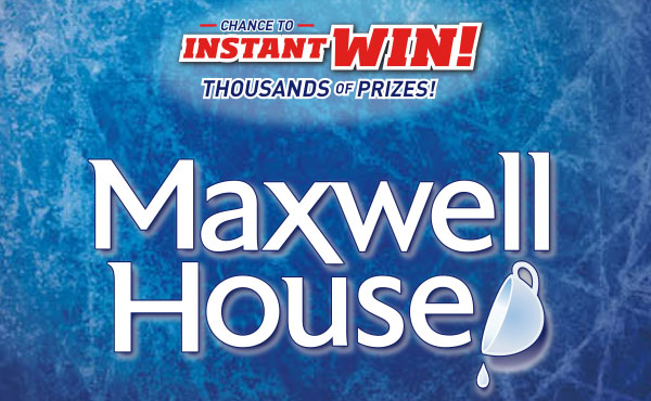 maxwell house contest