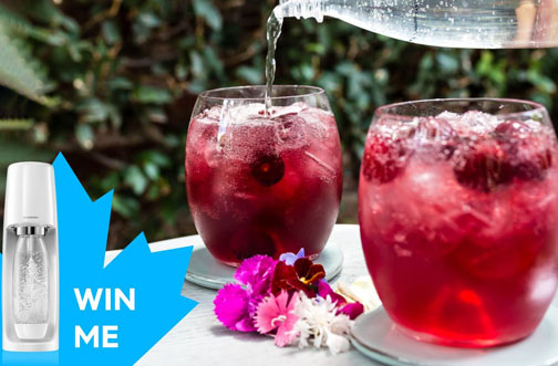 sodastream contest