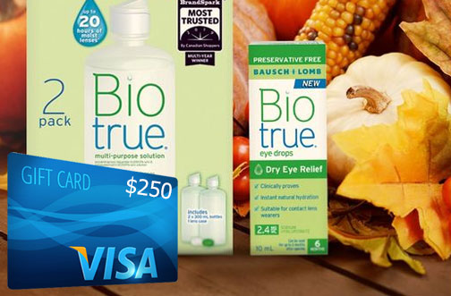 visa gift card contest