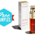 clarins free sample