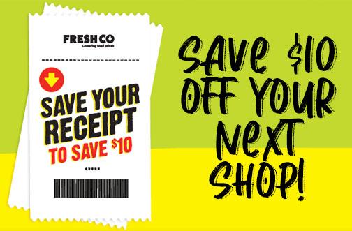 freshco grocery coupon