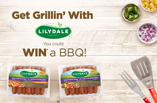 lilydale contest