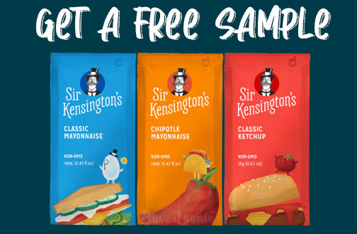 sir kensingtons sample